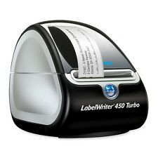 Brand New DYMO LabelWriter 450 Turbo Label Thermal Printer for PC and Mac