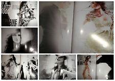 Paz Vega Jon Kortajarena clippings lot  2005 Vogue Italia by Stephane Sednaoui
