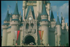 448036 ENCHANTED Castle Disney World A4 FOTO STAMPA