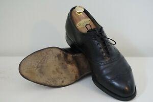 Vintage Footjoy Spade Sole Oxfords, 8.5C