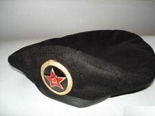 béret Marines Taille 58 Infanterie de marine URSS Russie Corps des marines Béret