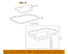 TOYOTA OEM Transaxle Parts-Filter O-Ring Seal 9030127015
