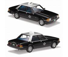 Ford 1979 XD Falcon GL Taxi/Cab Model (Black) - 1:43 Trax Top Gear TR84D