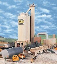 ESCALA H0 Kit Construcción asphaltwerk Negro Oro 3085 NEU