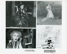 PHYLLIS DILLER MICKEY MOUSE THE MOUSE FACTORY ORIGINAL 1975 NBC TV PHOTO