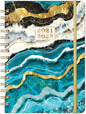 2021 2022 Daily Planner Hardcover Weekly Amp Monthly July 2021 June 2022 Cute