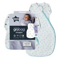 Tommee Tippee Grobag Newborn Snuggle Baby Sleep Bag, 3-9m, 2.5 Tog - Baby Stars