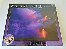BGI Photographer William Neill Twilight Fire Jigsaw Puzzle 1000 Piece NEW SEALED