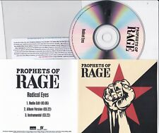 PROPHETS OF RAGE RADICAL EYES RARE 3 TRACK PROMO CD