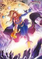 AMETHYST / DC Comics The Women of Legend BASE Trading Card #23