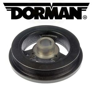 NEW For Jeep Wrangler Cherokee Comanche Engine Harmonic Balancer Dorman 594-018