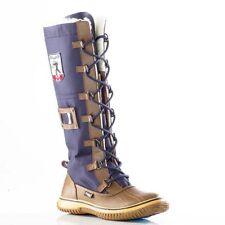 Women's Pajar Grip Zip Waterproof Boots Navy Size 8-8.5, Euro 39 #NFSAA-86