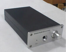 1506 Full Aluminum Enclosure / mini AMP case/Breeze Audio amp chassis/amp box