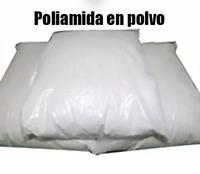 POLVO DE POLIAMIDA 150gr. Polímero en polvo para sublimación de telas de algodón