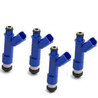 4 Pcs New Fuel Injectors Nozzles For 2006-2014 Toyota Yaris 1.5L L4 23250-21040