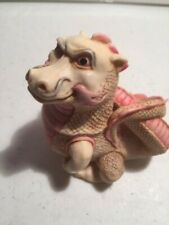 Harmony Kingdom - Rufus Dragon (signed by Peter)