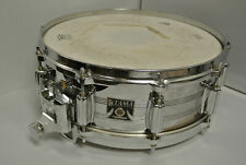 70's/80's TAMA IMPERIALSTAR KING BEAT CHROME SNARE DRUM for YOUR DRUM SET! #K102