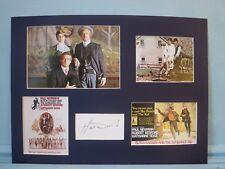 """Butch Cassidy & the Sundance Kid"" signed by Oscar Winner lyricist Hal David"