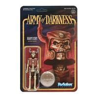 Super7 Army of Darkness Deadite Scout ReAction Figure