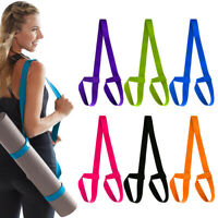 P/D: Yogamatte Tragegurt Verstellbar Schulter-Riemen Training Fitness Dauerhaft