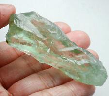 138Ct Green Amethyst Facet Rough Specimen Heated YGA6297
