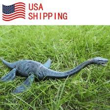 Plesiosaurus  Dinosaur Figure Soft Plastic Toy Model Christmas  Gift for Boys