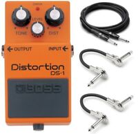 New Boss DS-1 Distortion Guitar Effects Pedal!