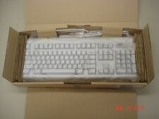 Lk47W-A2 Dec Frost White Ps2 Workstation/Terminal Keyboard New In Dec Box !