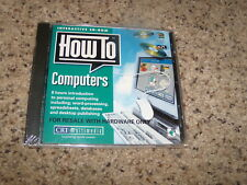 How to Computers (PC Program) new & sealed in jewel case