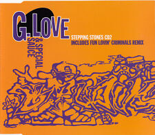G. LOVE & SPECIAL SAUCE Stepping Stones   Maxi-CD UK CD2