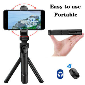 Selfie Stick Mobile Phone Selfie Stick Holder Tripod Bluetooth Remote Extendable