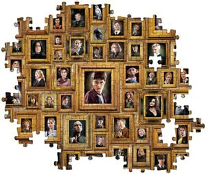 Clementoni - Puzzle Harry Potter and the Chamber of Secrets Impossible