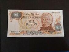 Argentina 1000 Peso UNC