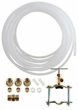Genuine Refrigerator Ice Maker And Adpat Water Line Tubing Installation Kit New