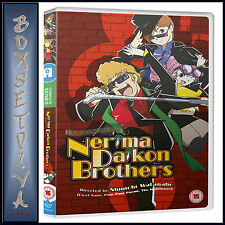 NERIMA DAIKON BROTHERS - COMPLETE COLLECTION  **BRAND NEW DVD***