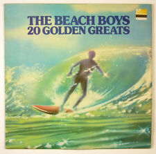 "12"" LP - The Beach Boys - 20 Golden Greats - k3515 - washed & cleaned"