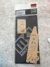 MK1 Design Md-35005 Trumpeter Wooden Deck 1/350 New