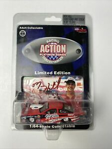 ROY HILL 1997 DRAG RACING SCHOOL 1/64 ACTION DIECAST FORD PROBE CAR 1/10,080