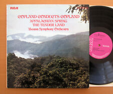 Vittime 1488 Copland conduce Copland Appalachian Spring TENDER Land stereo RCA EX
