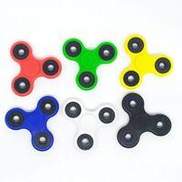 Spinner Hand Tri-Spinner Fidget Cube Toy Toys Bearings Skate #1