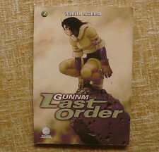 Comic, Gunnm Last Order, número 7, Yukito Kishiro, Planeta DeAgostini, 2004