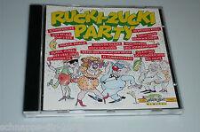 RUCKI ZUCKI PARTY CD MIT NACH HAUSE GEHN WIR NICHT / SO EIN TAG SO WUNDERSCHÖN