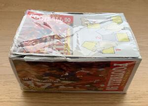 Panini Football 90 Shop Box 100 Packets - 500 Stickers