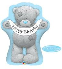 "Me To You Tatty Teddy happy birthday 35 "" QUALATEX Supershape pallone Foil"