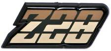"1980-81 Camaro ""Z28"" Gold Fuel Door Emblem"