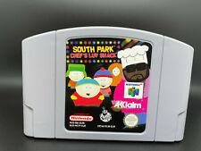 South Park Chef's Luv Shack · Nintendo 64 · N64 Modul · Zustand Sehr Gut #2