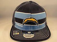 NFL San Diego Chargers Reebok Sideline Flat Bill Flex Hat Cap Size L/XL