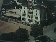 postcard unused confiserie tea room barell engelberg
