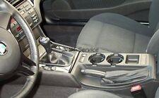 Getränkehalter Cup Holder f BMW 3 E46 Bj 98-07 Limo Touring Coupe Compact Cabrio