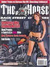 THE HORSE BACKSTREET CHOPPERS No.85 (New Copy) *Free Post To USA,Canada,EU